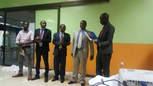 Signed Authorisation Letter from the Ministry of ICT