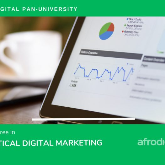 Pan Degree in Practical Digital Marketing Course