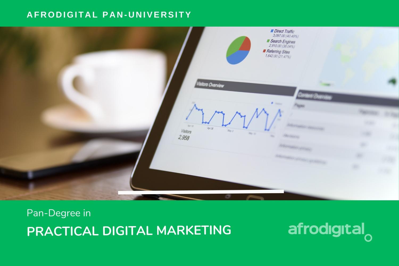 Pan Degree in Practical Digital Marketing