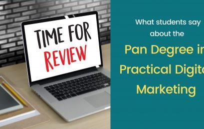 Pan Degree in Practical Digital Marketing Review by Former Students